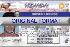 Nevada Fake ID
