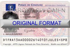 FRANCE FAKE IDS FRANCE SCANNABLE FAKE ID CARDS WITH HOLOGRAMS