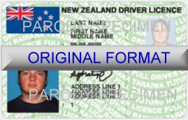fake new zealand driver license permit fake id new zealand